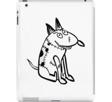 lindo perro zombies iPad Case/Skin