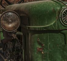 The Old Tractor by photograham