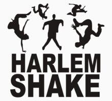 harlem shake Kids Tee