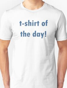 t-shirt of the day! T-Shirt
