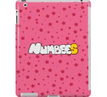 Numbees iPad Case/Skin
