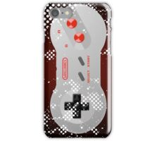 Vintage Nintendo Controller Case iPhone Case/Skin