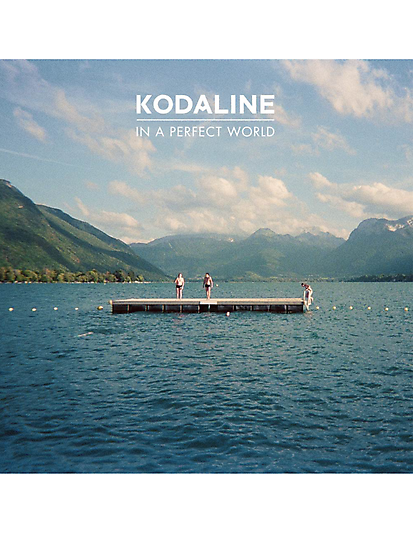 Kodaline Album Cover (In A Perfect World) by Kenneth Ong