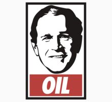 George W. Bush OIL - OBEY Parody by enedois