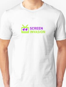 Screen Invasion T-Shirt Unisex T-Shirt