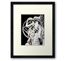 We Exist Framed Print