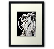 We Exist Framed Print