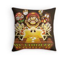 Ultimate Power - Print Throw Pillow