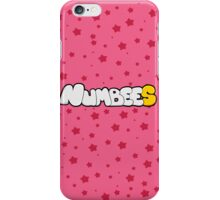 Numbees iPhone Case/Skin