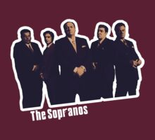 THE SOPRANOS by Omar S.
