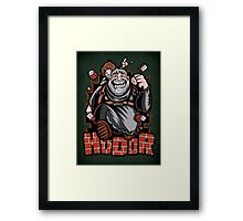 The Incredible Hodor - Print Framed Print