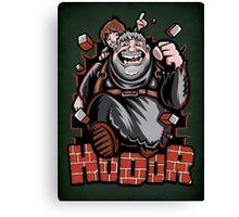 The Incredible Hodor - Print Canvas Print