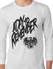 A Day To Remember  Long Sleeve T-Shirt