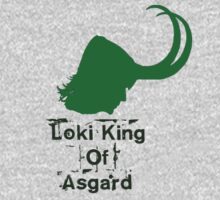 Loki King of Asgard by Rainpotion