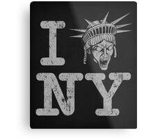 Angels love NY - Print Metal Print