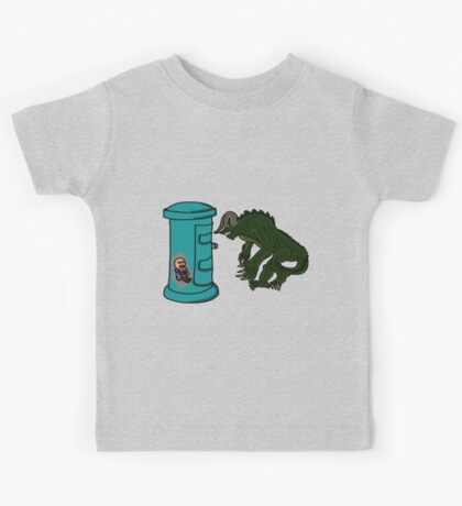 Hiding (and Crying... a lot) Kids Tee