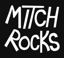 MITCH ROCKS - Powerpuff Girls Kids Tee