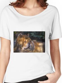 Chow portrait Women's Relaxed Fit T-Shirt