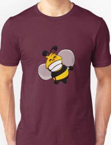Smily Bee Unisex T-Shirt