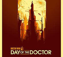Day of the Doctor by davidgoh