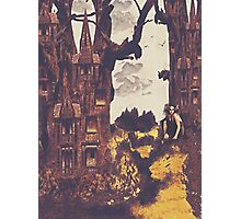 Dollhouse Forest Fantasy Photographic Print