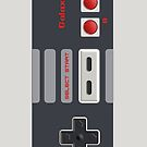 Classic NES Controller - Galaxy S Case by mechantefille