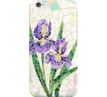 Iris Mosaic  iPhone Case/Skin
