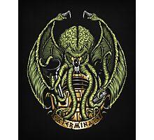 Cthulhu Exterminates - Print Photographic Print