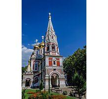 Gorgeous church Photographic Print