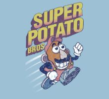 Super Potato Bros (Vintage) by Faniseto
