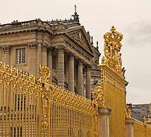 Versailles's Inner Gate © by © Hany G. Jadaa © Prince John Photography