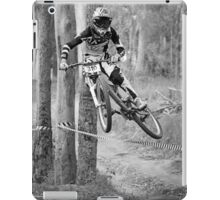 Riding High BW iPad Case/Skin