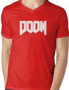 DOOM  Mens V-Neck T-Shirt