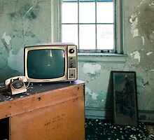 Abandoned TV by AbandonedFL
