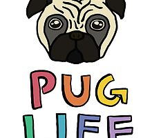 Pug life by Jamie Artroom