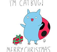 A Catbug Christmas by Louise Harrington