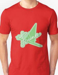 Fauna Symbol & Signature Unisex T-Shirt