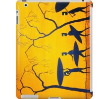 """Ned Kelly off for a surf"" Australia; iPad Case iPad Case/Skin"