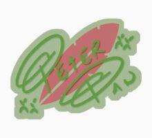 Peter Pan Symbol & Signature Kids Clothes