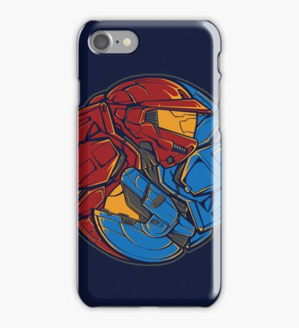 The Tao of RvB - Iphone Case #2 iPhone Case/Skin