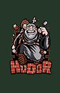 The Incredible Hodor - Iphone Case #2 by TrulyEpic