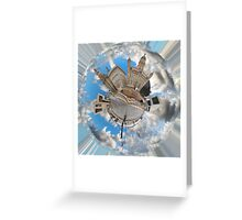 Liverpool 360 Circular Greeting Card