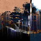 abstract untitled no1 by DARREL NEAVES