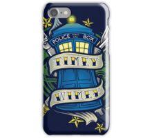 Timey Wimey - Iphone Case #2 iPhone Case/Skin