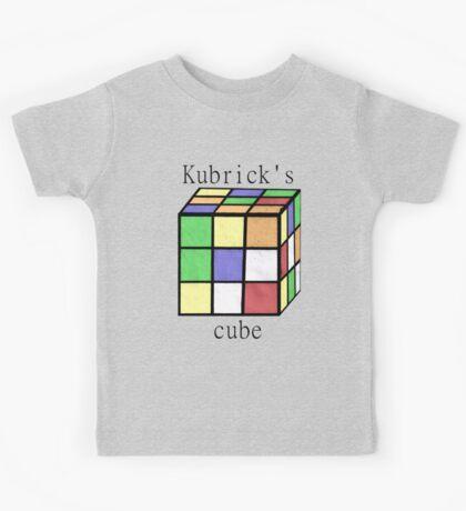 Kubrick's cube Kids Tee