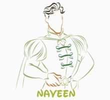 Naveen (Personalized, please Bubblemail/email me before ordering) One Piece - Short Sleeve
