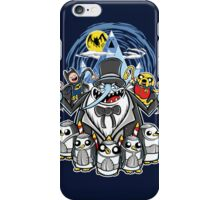 Penguin Time - Iphone Case #2 iPhone Case/Skin