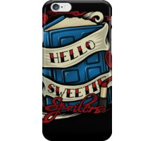 Hello Sweetie - Iphone Case #2 iPhone Case/Skin