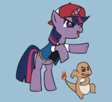 Twilight Pokemon Trainer by Danyashal