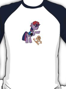 Twilight Pokemon Trainer T-Shirt
